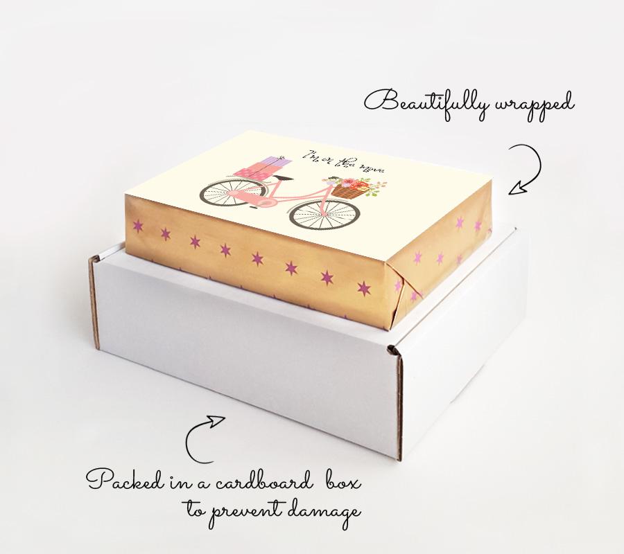 Unique moving cards
