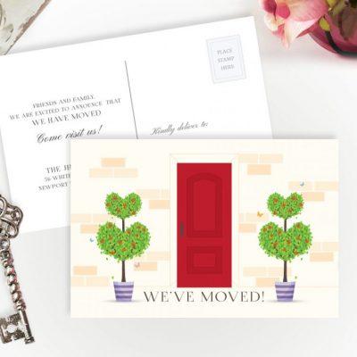 Change of Address Postcards