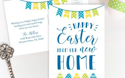 Easter Moving Announcements