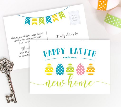 Easter Moving Cards