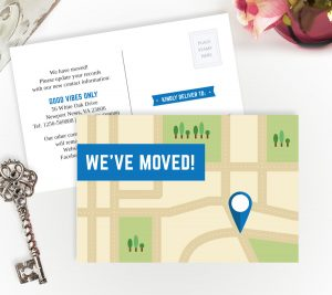 business moving announcements